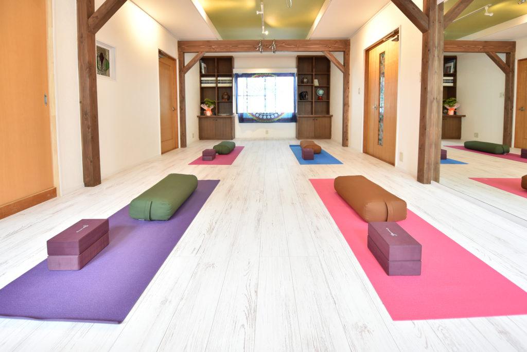 小さなヨガ教室 caapa yoga studio